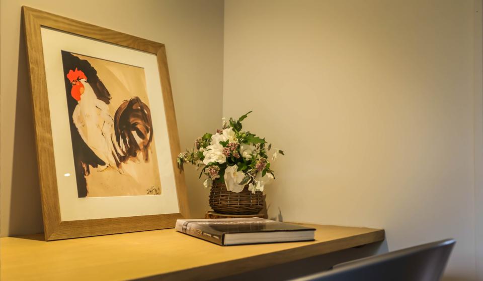 décoration chambre hôtes