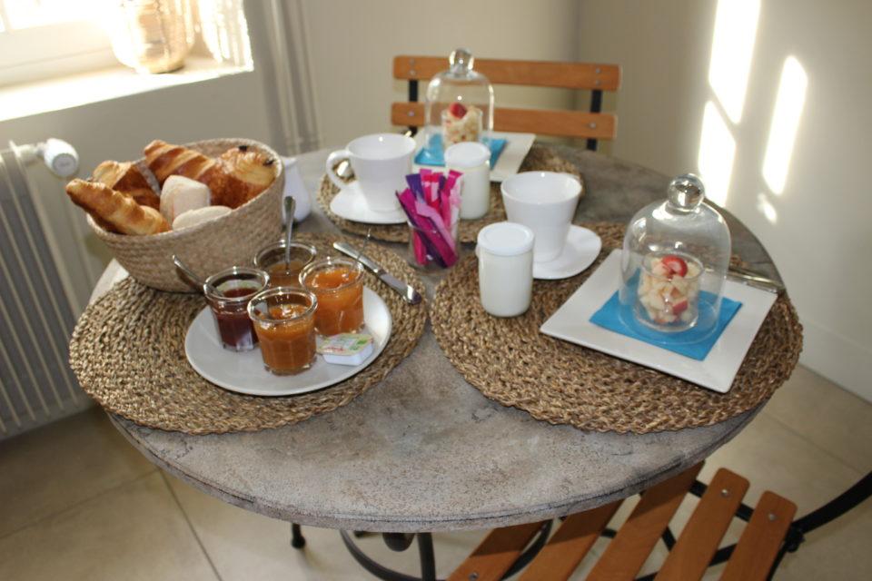 petit dejeuner moulin Chevreuse